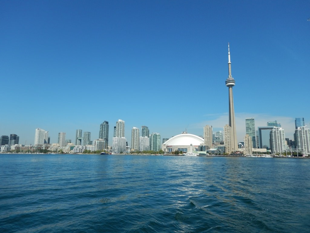 Passeio de barco no Lago Ontário