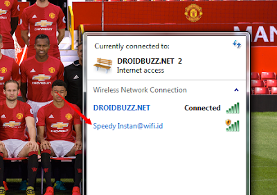 Cara Menghilangkan Speedy Instant@wifi.id ZTE ZXHN H108N