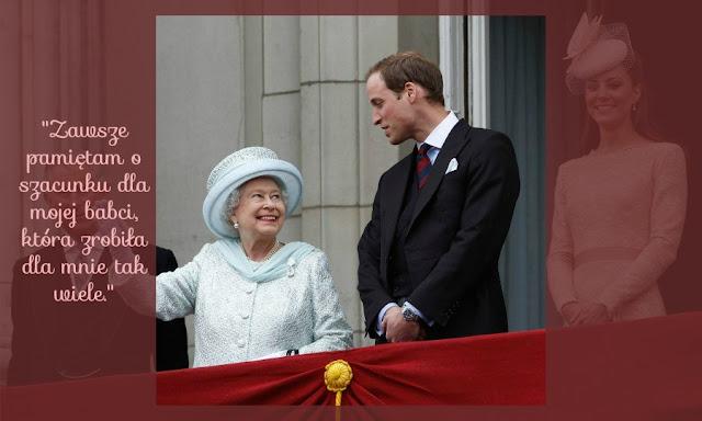 Relacje Królowej z Williamem