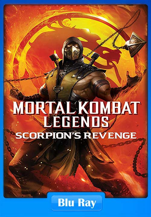 Mortal Kombat Legends Scorpions Revenge 2020 720p BluRay x264 | 480p 300MB | 100MB HEVC