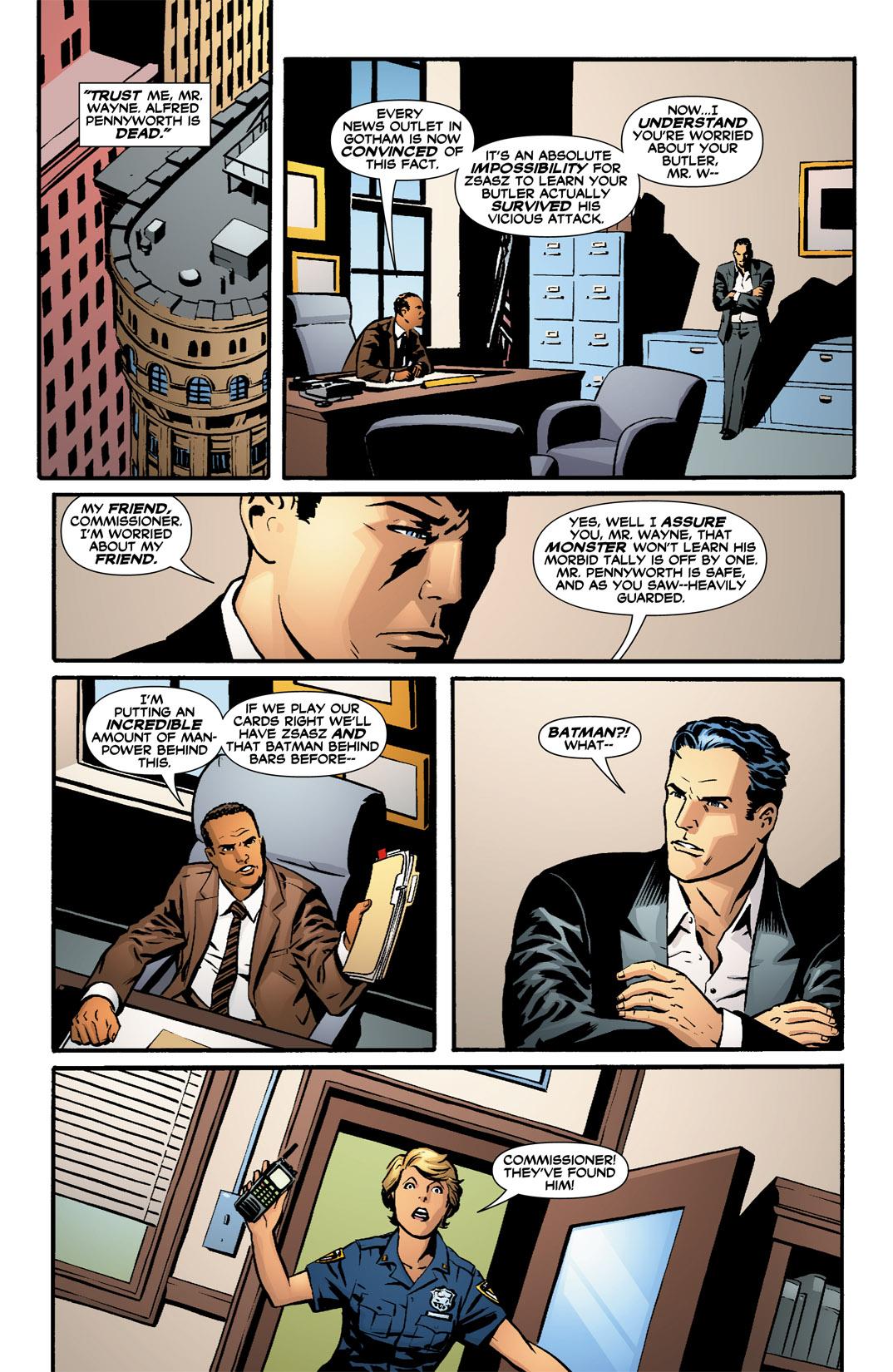 Detective Comics (1937) 815 Page 17