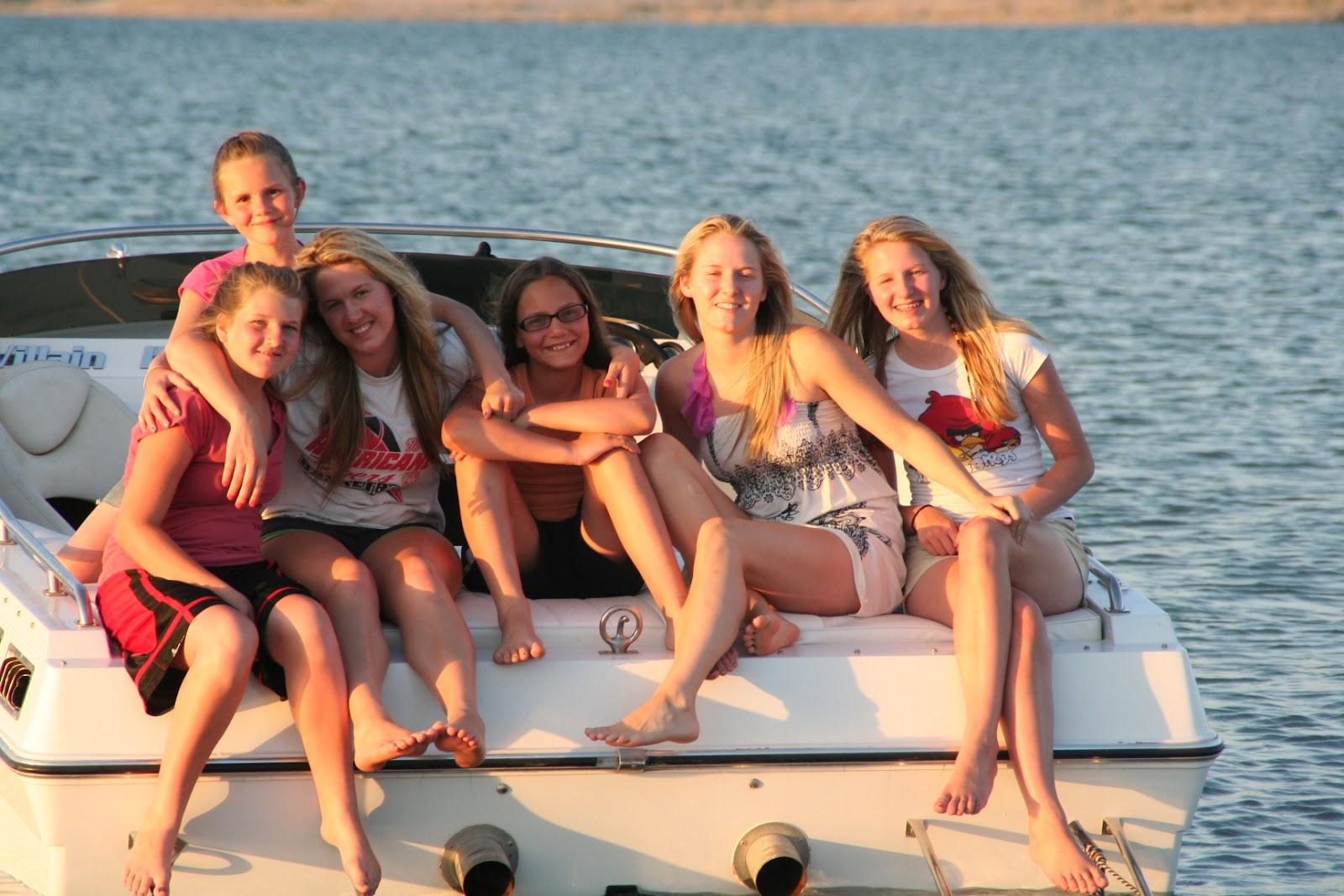 Lake powell girls