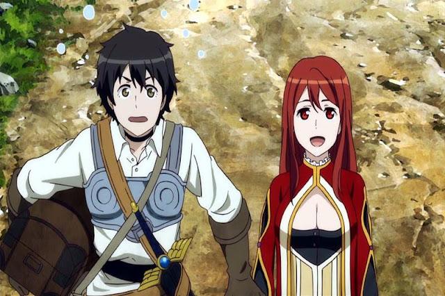 Anime yang memiliki banyak kemiripan dengan Log Horizon