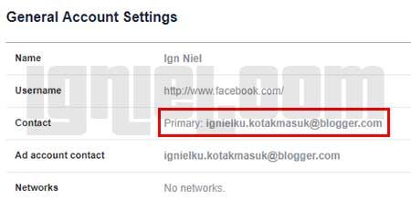Cara Daftar Facebook Menggunakan Blogger