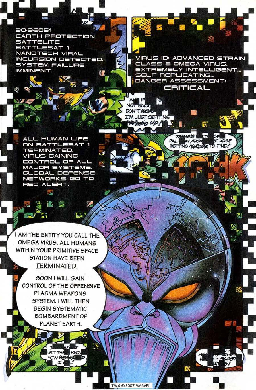 Read online Silver Surfer (1987) comic -  Issue #86 - 9