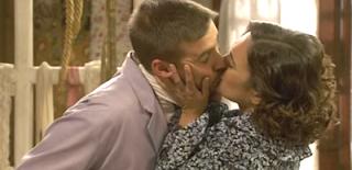 Bacio Hipolito Gracia Il Segreto