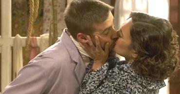 Il Segreto oggi, anticipazioni e riassunto puntata 4 settembre 2016: Hipolito e Gracia si baciano