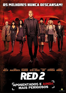 RED 2: Aposentados e Ainda Mais Perigosos – Dublado (2013)