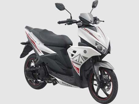Harga Yamaha Aerox 125 LC Terbaru Dan Spesifikasi Lengkap