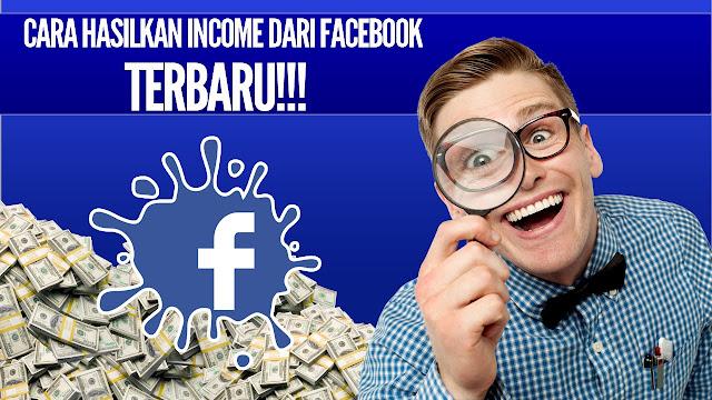 Uang dari Facebook