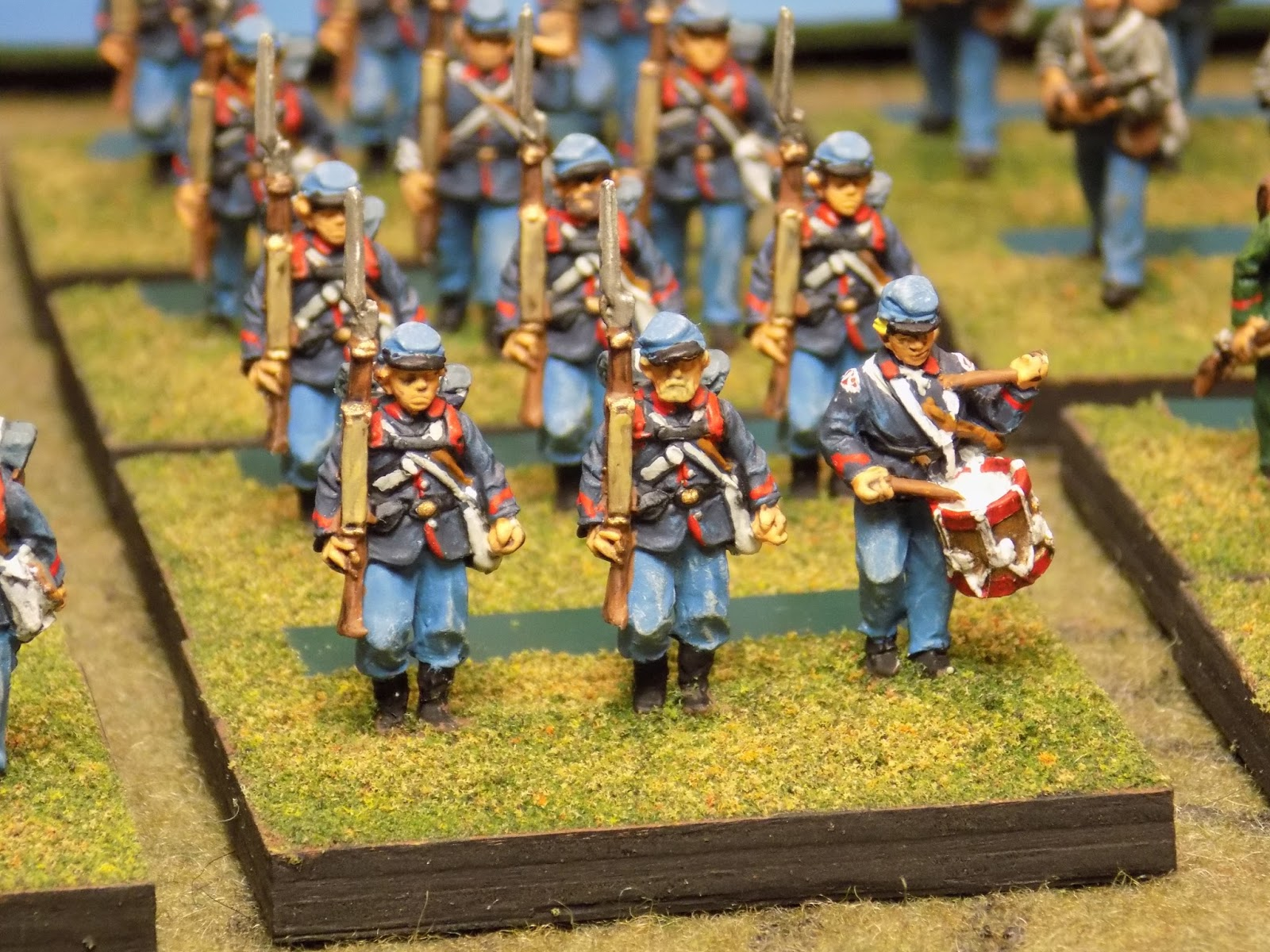 Ed M S Wargames Meanderings Pass In Review 1st Schleswig