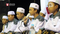 """ New "" Selamanya Tetap Santri Versi Sanem Re - All Vocal Syubbanul Muslimin"