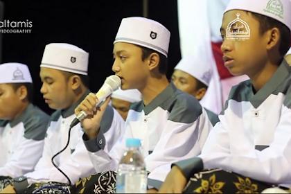 Jadwal Lengkap Syubbanul Muslimin Bulan September 2018