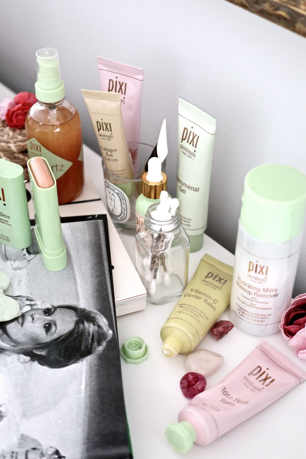 pixi beauty hydrating milky cleanser