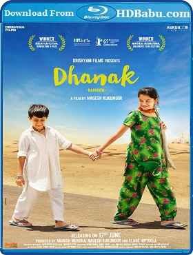 Dhanak (2015) Hindi 720p DVDRip 950MB, Dhanak Full Movie Download