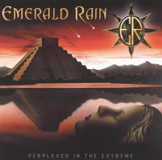Emerald Rain Perplexed In The Extreme
