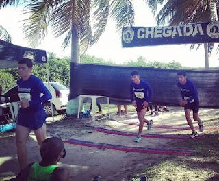 Atletas de Baraúna e Picuí fazem bonito em Circuito de Corrida em Nísia Floresta no RN
