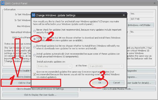 حل مشكلة تحديثات الويندوز 10 عن طريق أداة مجانية