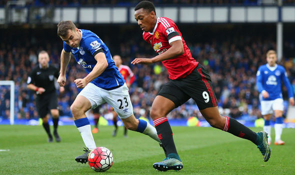 gol ke 1000 manchester united Anthony Martial