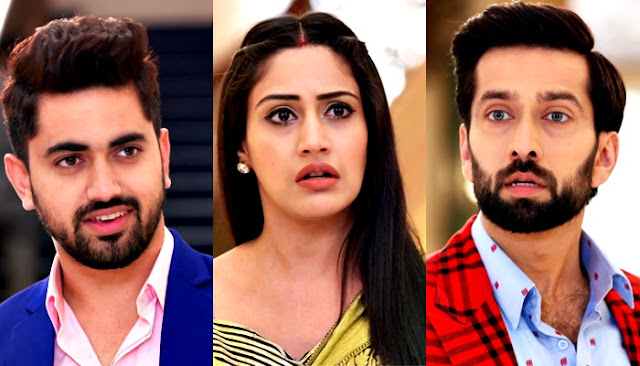 Shivaay and Anika's closeness  in Ishqbaaz | Latest Tv Serial News