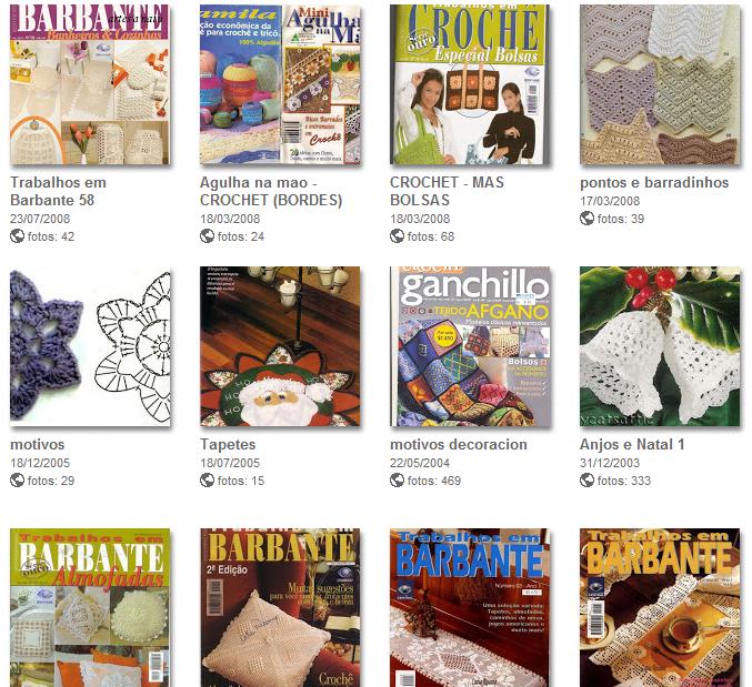 73 Revistas de Tejer de Picasa