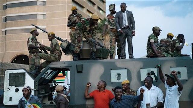 Zimbabwe court declares military action against Robert Mugabe 'constitutional'