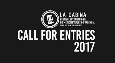 La Cabina – Festival Internacional de Mediometrajes de Valencia