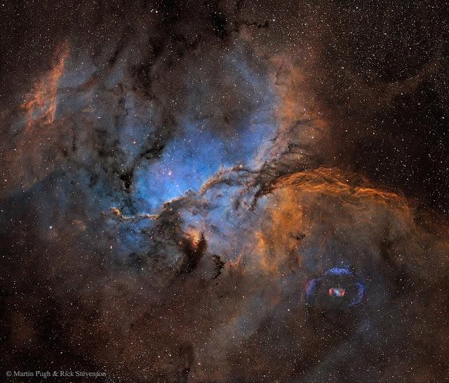 foto nebula