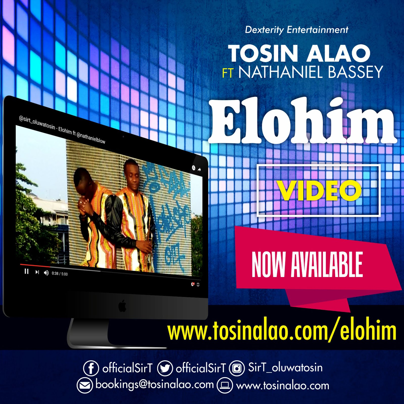 Tosin Alao and Nathaniel Bassey. Download. Gospel Redefined