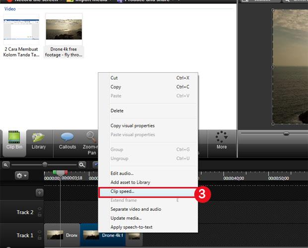 Cara-Mempercepat-dan-Memperlambat-Video-Menggunakan-Camtasia-Studio-3