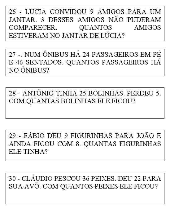 Portal Escola 2 Ano 50 Problemas De Matematica