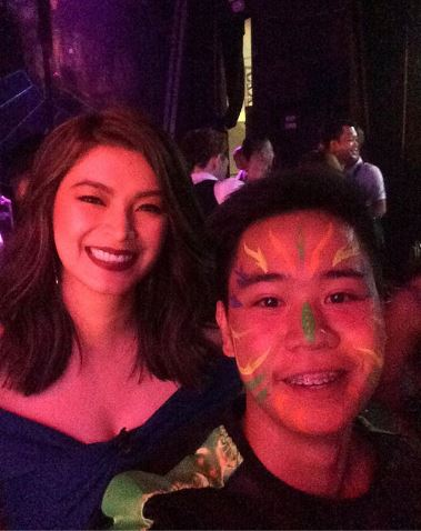 Angel Locsin Personally Talked To The Yoyo Master Miggy Hizon Who Failed To Move To The Grand Finals Of PGT