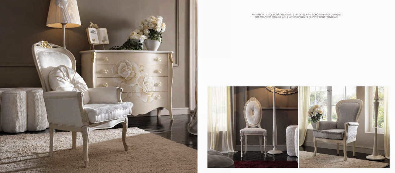 Design Interior / Mobila italiana - Design interior case clasice - Amenajari interioare - Bucuresti | Mobila - italiana - de lux - noptiere - comode - dormitor  | mobila de lux - italia - Pitti - Bucuresti