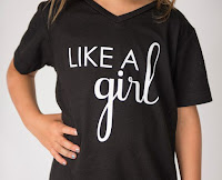 Jeans e t-shirt | t-shirt like a girl