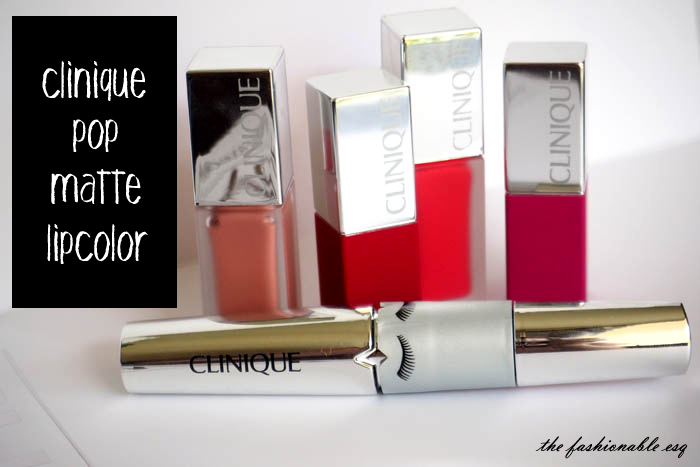 Clinique Pop Matte