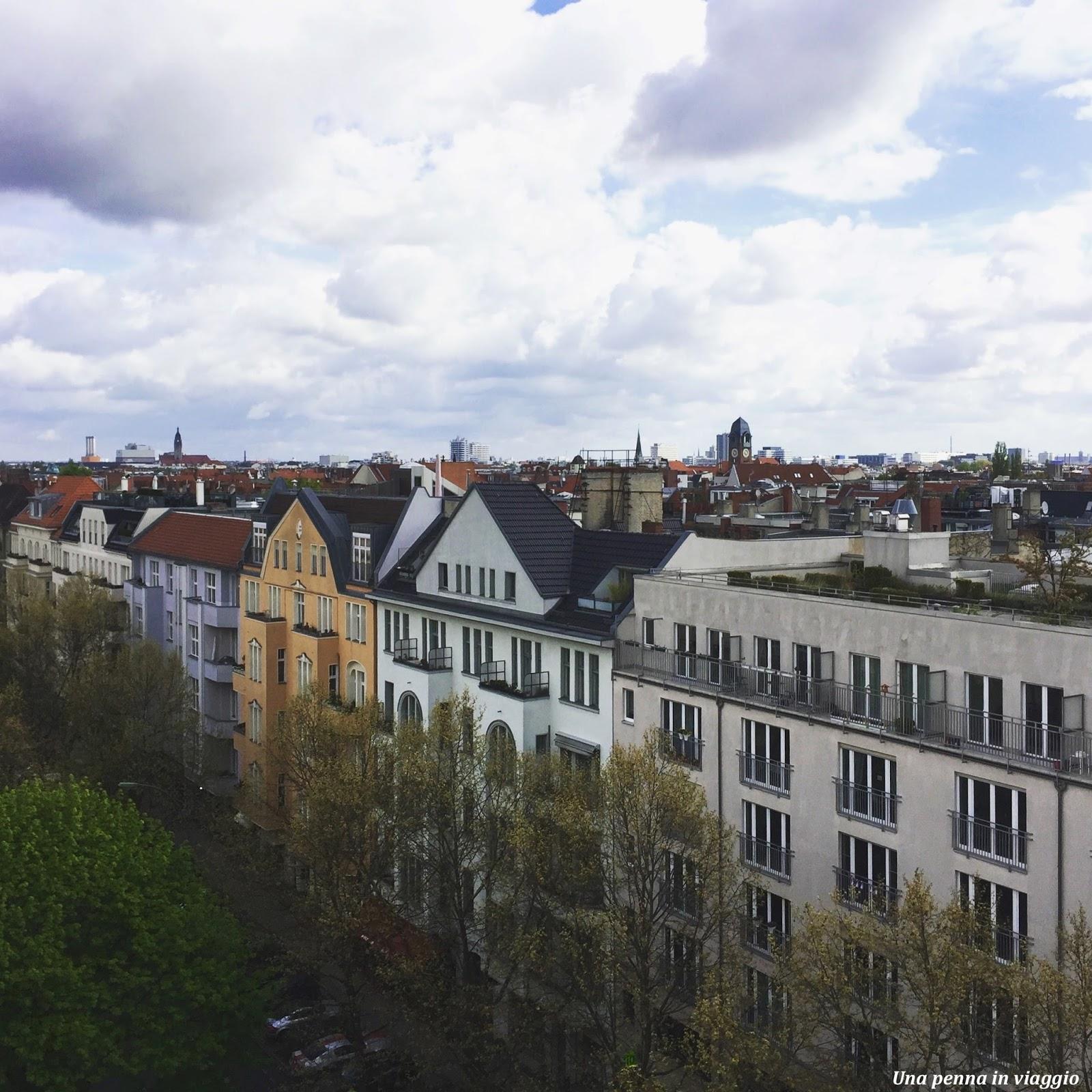 Dormire a berlino il ku damm 101 hotel tra design e for Hotel berlino design