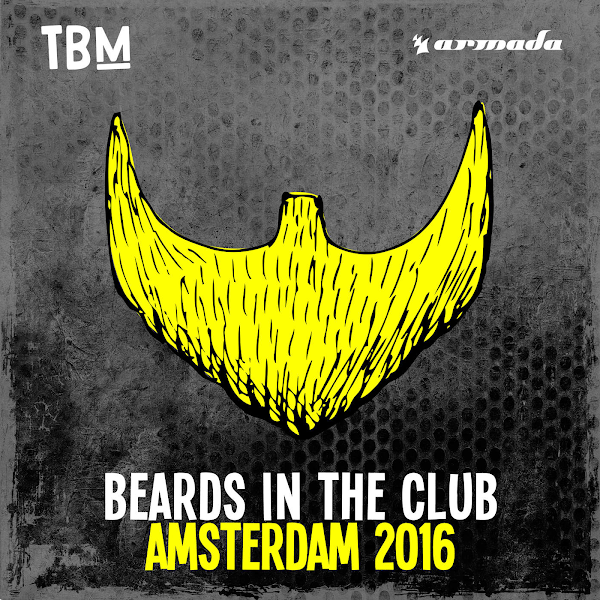 Various Artists - The Bearded Man - Beards In the Club (Amsterdam 2016) Cover
