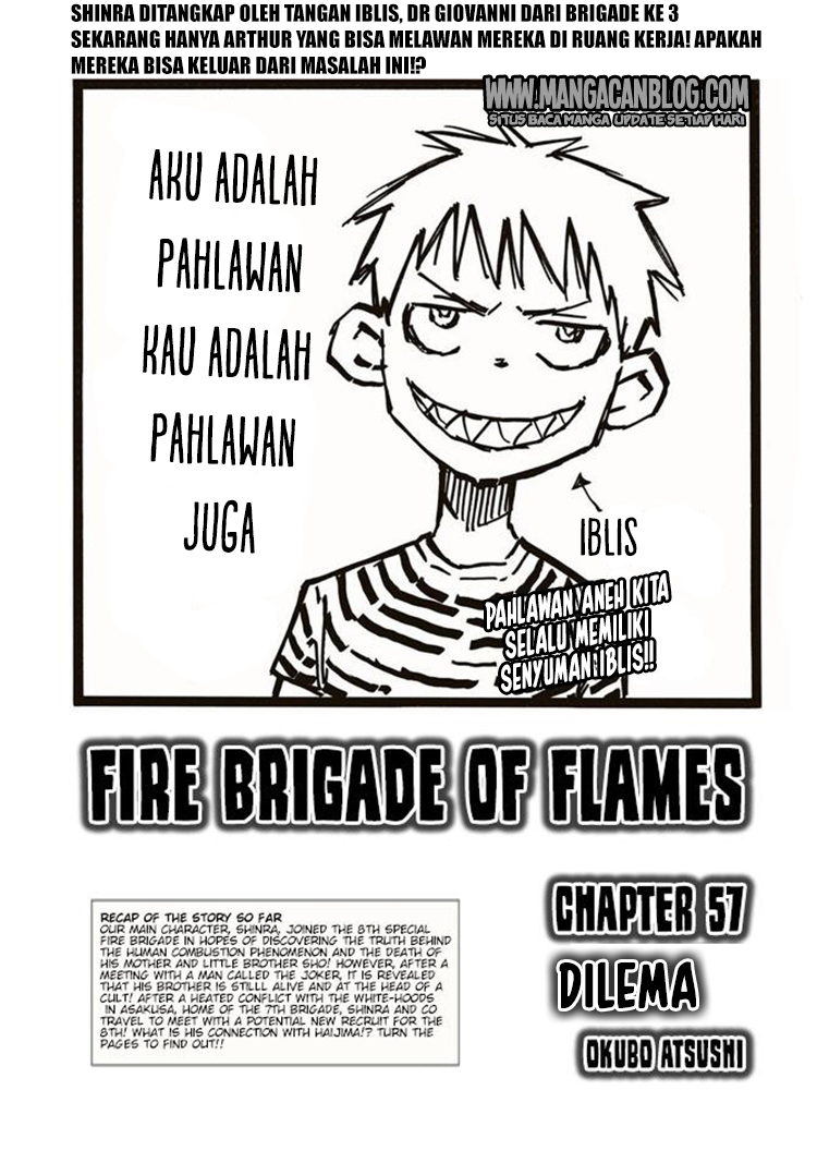 Komik fire brigade of flames 057 - chapter 57 58 Indonesia fire brigade of flames 057 - chapter 57 Terbaru 1 Baca Manga Komik Indonesia