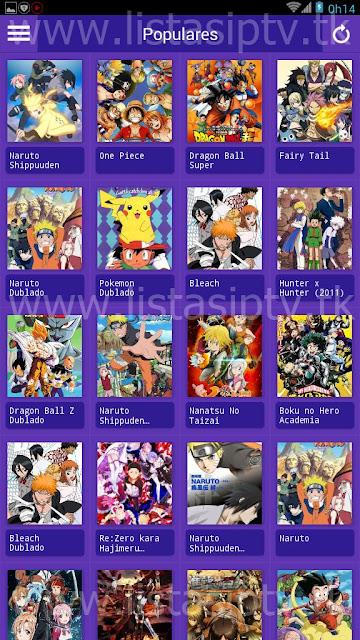 Giganima v2.2 Apk - Melhor app Android para Assistir Animes Online