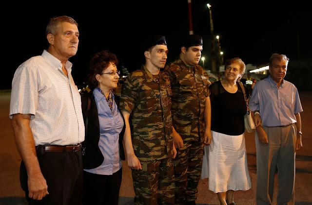 11χρονος από το Ναύπλιο έστειλε το πρώτο γράμμα στους δυο φυλακισμένους Έλληνες στρατιωτικούς στην Τουρκία