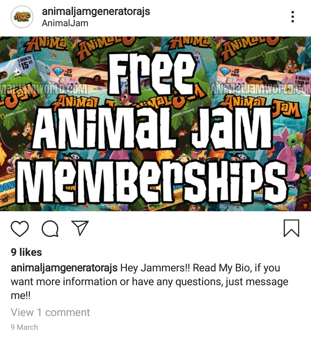Animal Jam: Special Agents Stopping Scammers: 04/04/19