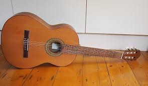 Bán Đàn Guitar Classic Manuel Rodriguez e Hijos C1 HCm