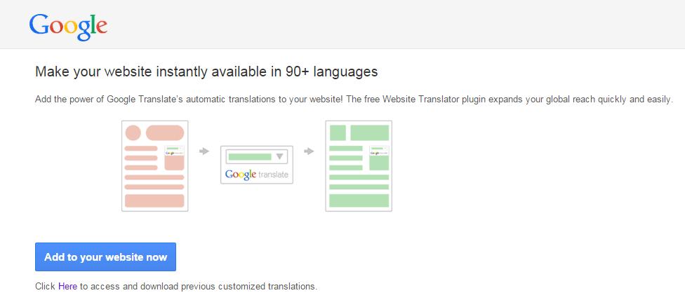 Lihat Cara Menambahkan Google Translate Pada Website Terbaru