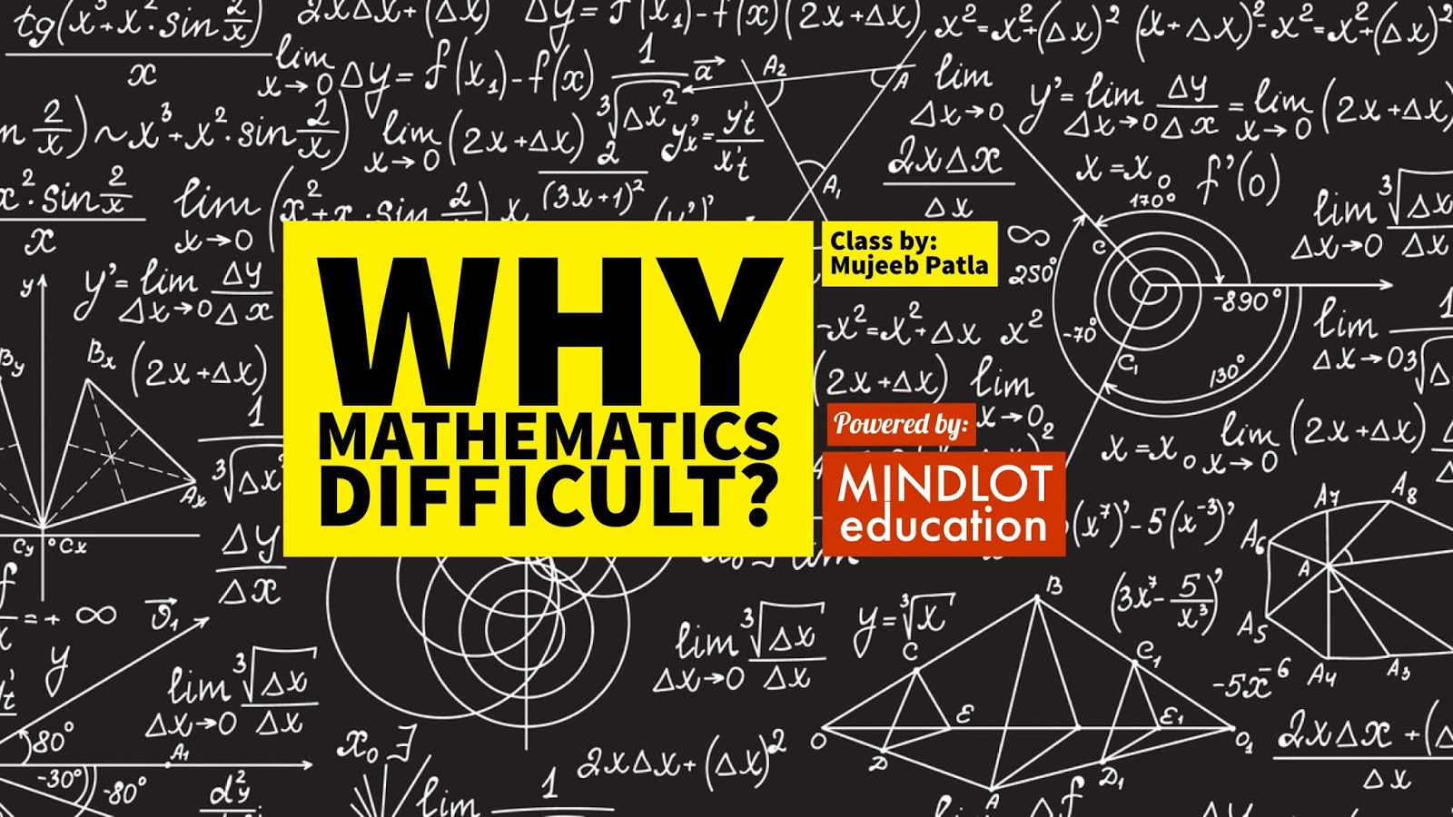 Why math is difficult for students?