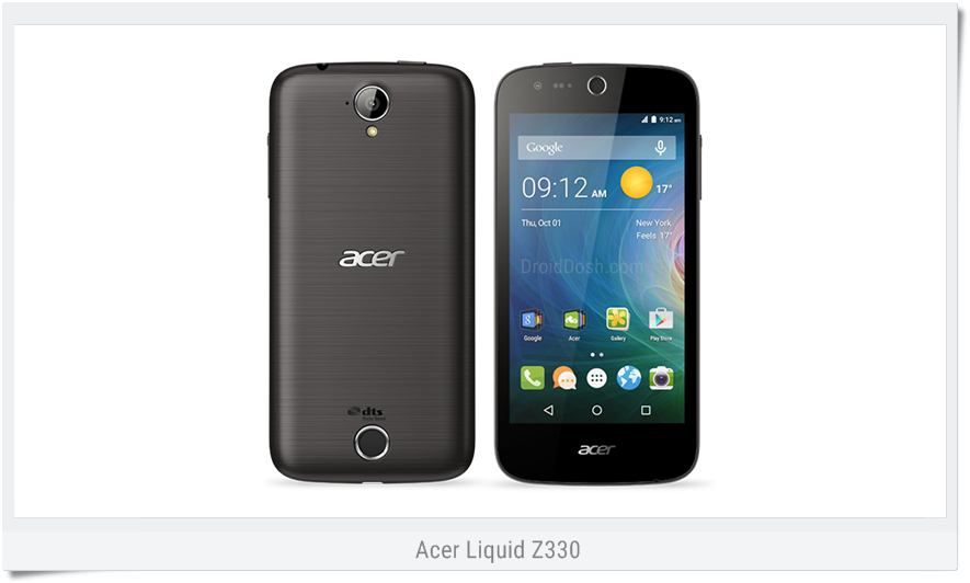[FIRMWARE]  Acer Liquid Z330 Android Lollipop 5.1.1 (Global)