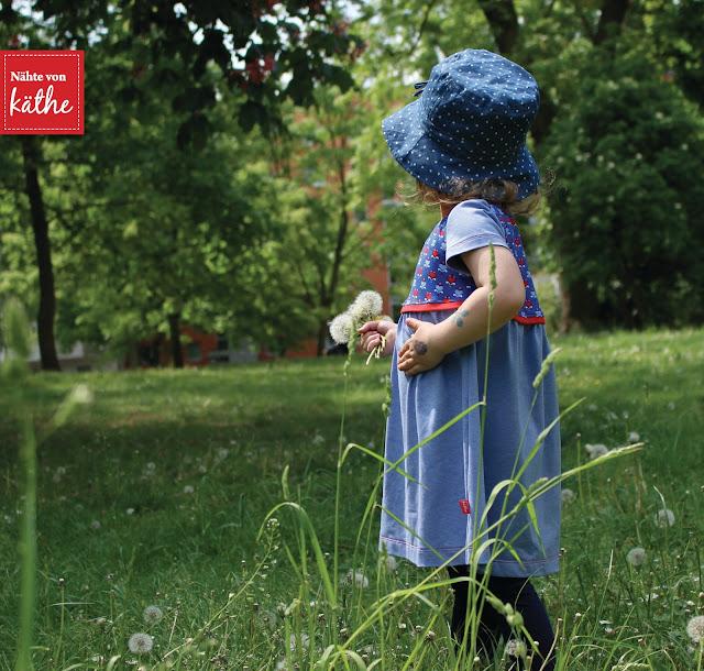 Mieze von Rosarosa als Kleid