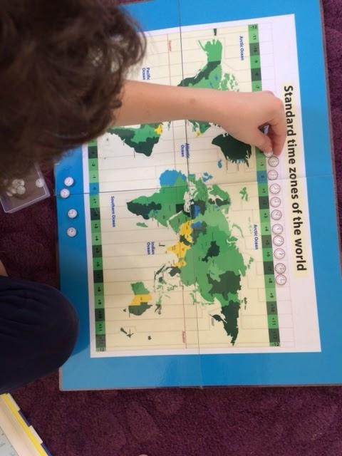 THE LEARNING ARK - Elementary Montessori