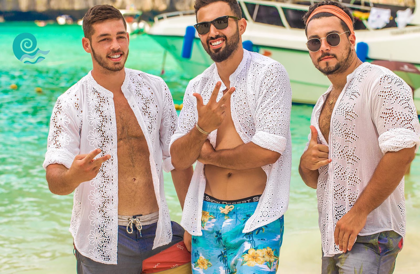 camisas masculinas dolce mare