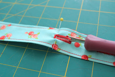 Seam Ripper Action -The Sewing Loft
